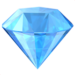 Diamond Emoji iOS 10.2