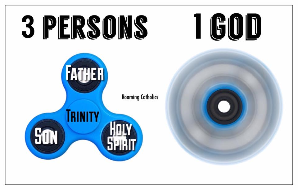 The Spinning Trinity